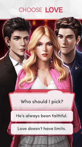 Code Triche Secrets: Game of Choices (Astuce) APK MOD screenshots 5