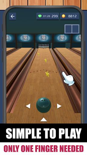 (JP ONLY) Bowling Strike: Free, Fun, Relaxing  screenshots 2