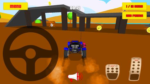 Baby Car Fun 3D - Racing Game 201202 screenshots 7