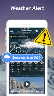 Weather Forecast - Live Weather & Radar & Widgets 1.69.0 Screenshots 6