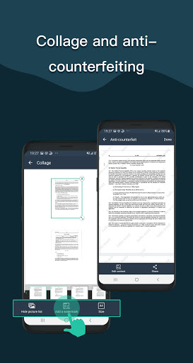 Simple Scan - Free PDF Scanner App android2mod screenshots 6