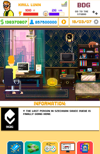 Dev Empire Tycoon 2: game developer simulator  screenshots 7