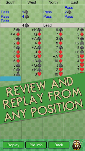 Bridge V+, bridge card game 5.64.102 screenshots 5