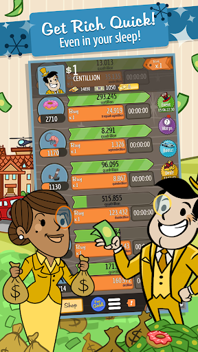 AdVenture Capitalist  screen 0