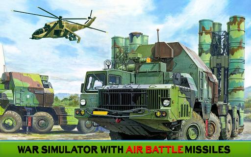 Missile Attack : War Machine - Mission Games 1.3 Screenshots 1