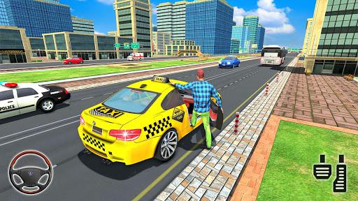 Taxi Mania 2019: Driving Simulator ud83cuddfaud83cuddf8 1.5 screenshots 3