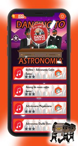Astronomia dancing hop Coffin Dance  Screenshots 2