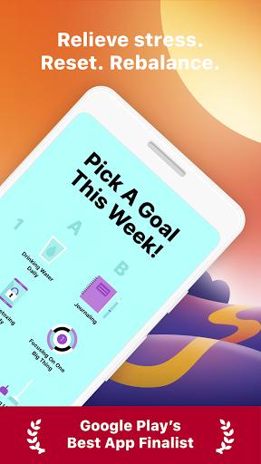Fabulous: Daily Motivation & Habit Tracker 3.65 screenshots 2