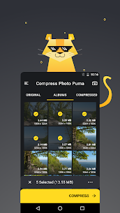 Image Compressor Puma Mod Apk: Image Resizer Photo (Premium) 1