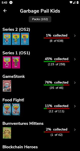 token.art: View and Share NFT Collectibles screenshot 3