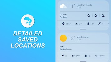 How is the Weather - Different, Simple & No Ads