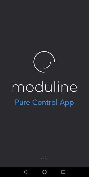 Moduline Pure Control App screenshot 7