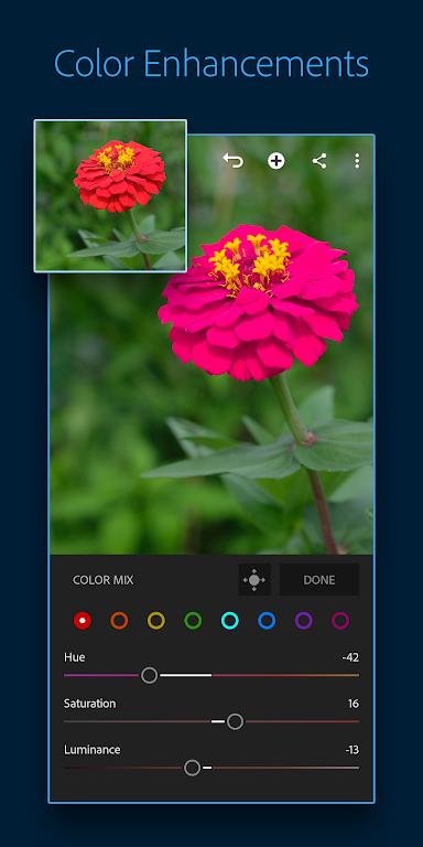 Adobe Lightroom - Photo Editor & Pro Camera poster 2