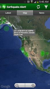Earthquake Alert! 3.0.4 Screenshots 5