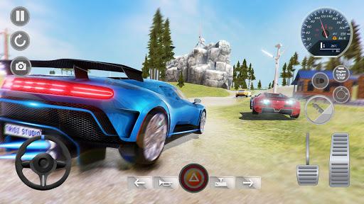 Car Driving Simulator: Centodieci screenshots 11