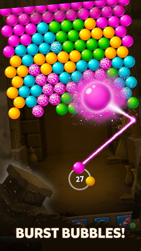 Bubble Pop Origin! Puzzle Game screenshots 17