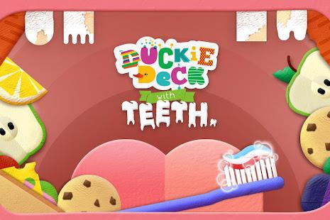 Learn to brush your teeth: KIM