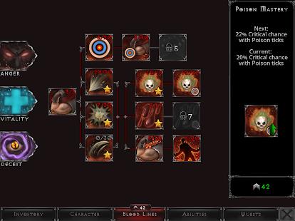 Vampire's Fall: Origins RPG 1.14.365 Screenshots 21