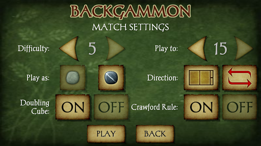 Backgammon Free 2.343 Screenshots 4