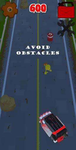 Zombie Drive Game (ZDG) Apkfinish screenshots 4