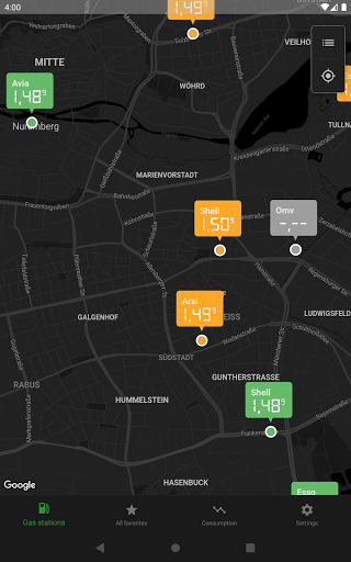 Gas Prices (Germany) 5.1.0 Screenshots 6