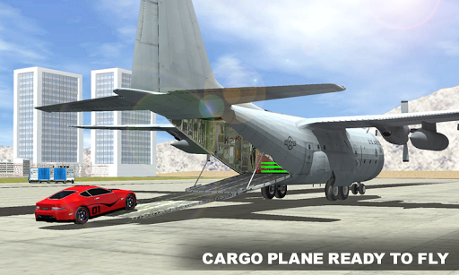 Airplane Pilot Car Transporter : Plane Simulator 3.2.0 screenshots 4