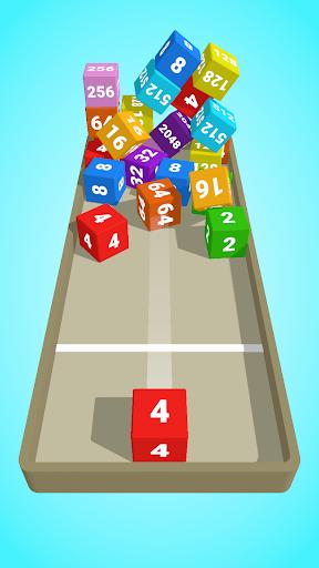 Mega Cube: 2048 3D Merge Game 1.22 screenshots 2