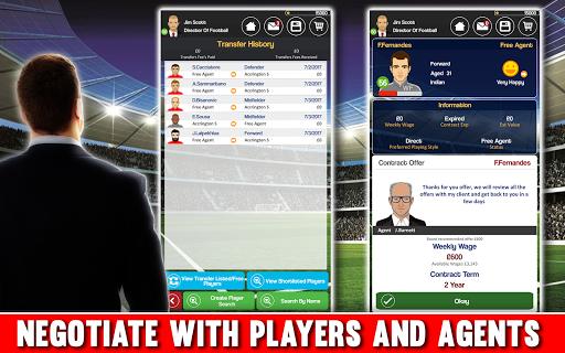 Club Soccer Director - Soccer Club Manager Sim 2.0.8e screenshots 10