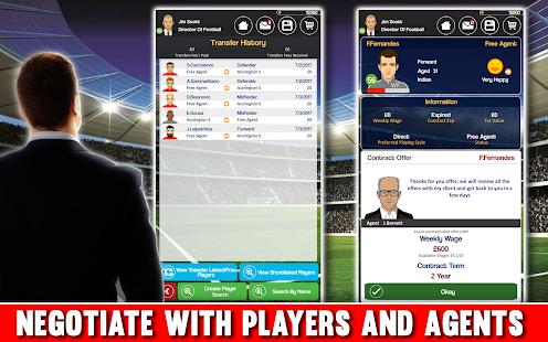 Club Soccer Director - Soccer Club Manager Sim screenshots 18