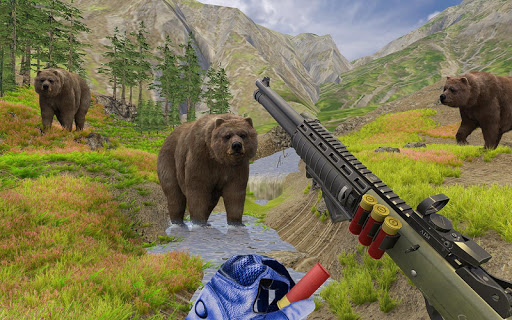 Wild Deer Hunting Adventure: Animal Shooting Games  screenshots 18