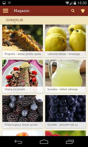 Recepti - Kuvar 1.0.11 Screenshots 5