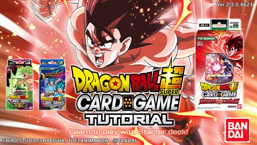 Dragon Ball Super Card Game Tutorial  screenshots 1