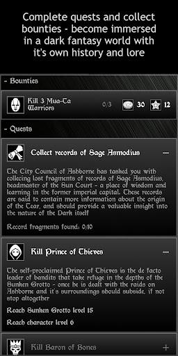 Grim Quest - Old School RPG filehippodl screenshot 7
