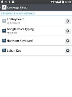 Han Nom Keyboard