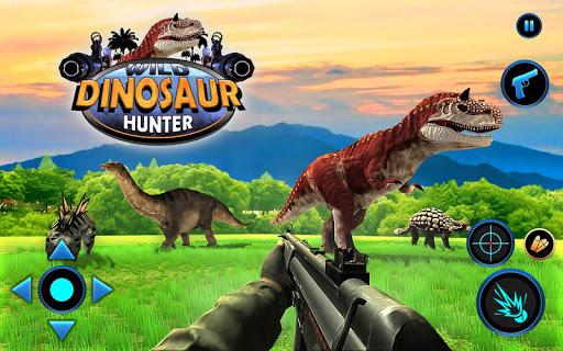 Dinosaurs Hunter Wild Jungle Animals Safari 3.4 screenshots 4