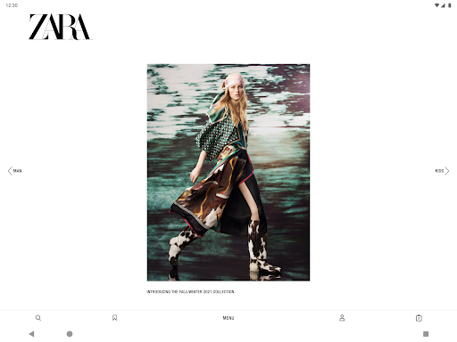 Zara android2mod screenshots 8