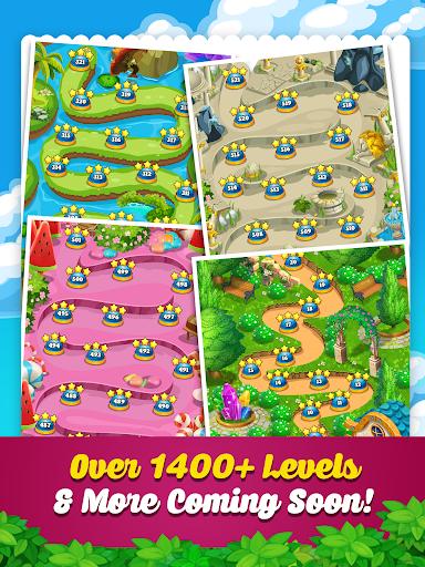 Addictive Gem Match 3 - Free Games With Bonuses  screenshots 11
