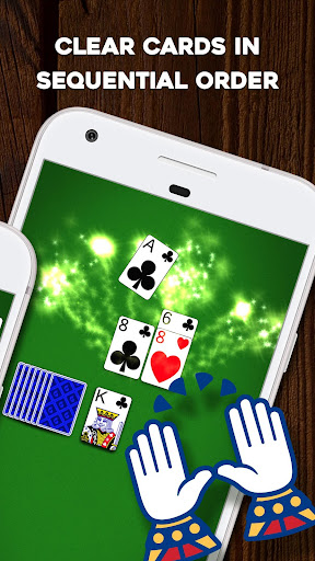 Crown Solitaire: A New Puzzle Solitaire Card Game android2mod screenshots 2