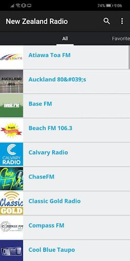 New Zealand Radio screenshots 2