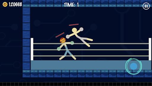 Stick Warriors - Battle Fight screenshots 2