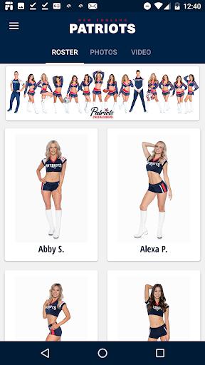 New England Patriots apktram screenshots 4
