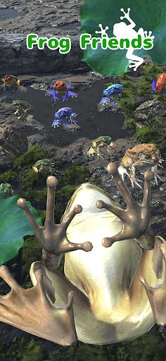 Frog Friends  screenshots 1