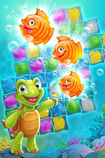 Mermaid - treasure match-3 2.42.0 screenshots 8