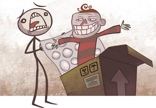 Troll Face Quest: Unlucky 2.2.202 screenshots 2