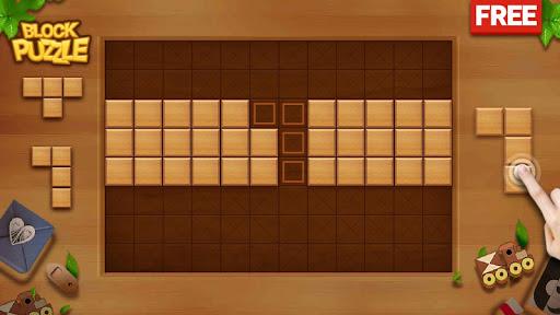 Wood Block Puzzle android2mod screenshots 7