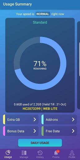 SLT Broadband 2.2.0 Screenshots 1