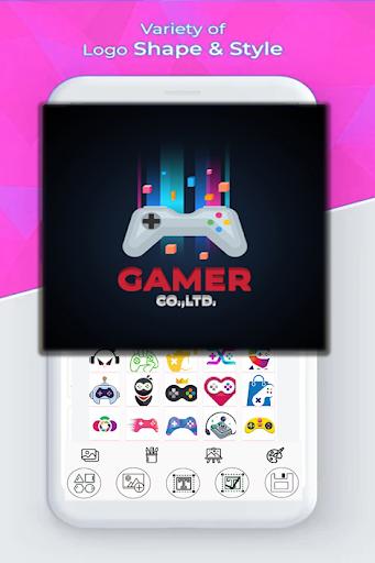 Logo Maker - Logo Creator, Generator & Designer 2.1.9 Screenshots 4