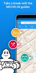 ViaMichelin GPS Traffic Speedcam Route Planner 5