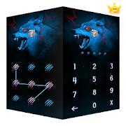 AppLock Live Theme Wolf – Paid Theme