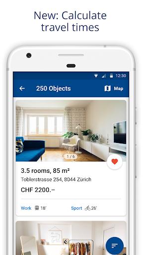 ImmoScout24 Switzerland u2013 Rent a flat, buy a house 4.10.5 Screenshots 2